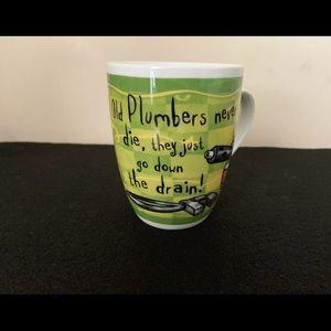 First Rate Plumber Coffee Mug